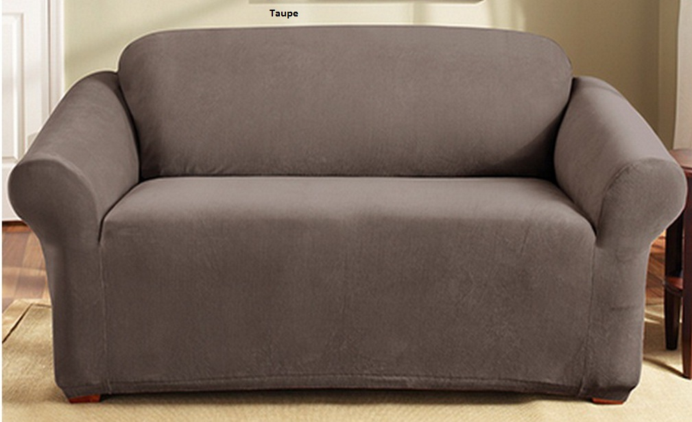 2 Or 3 Seater Sofa Stretch Slip Cover By Surefit Home
