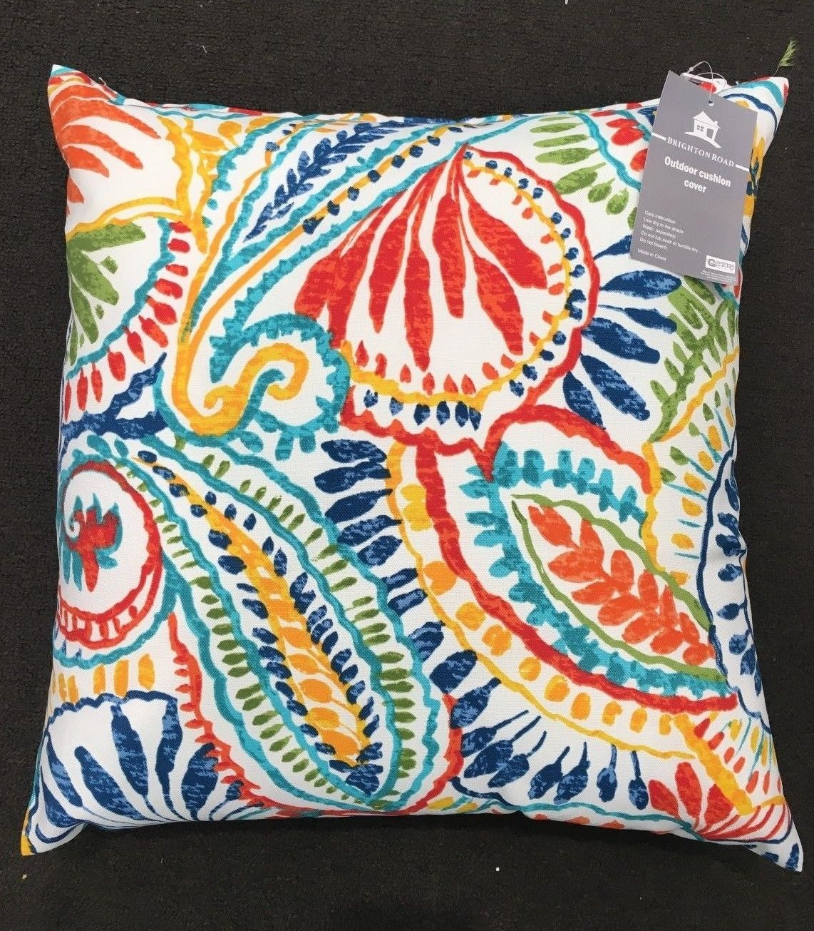 Outdoor Fade And Weather Resistant Cushion Cover Or Cushion With